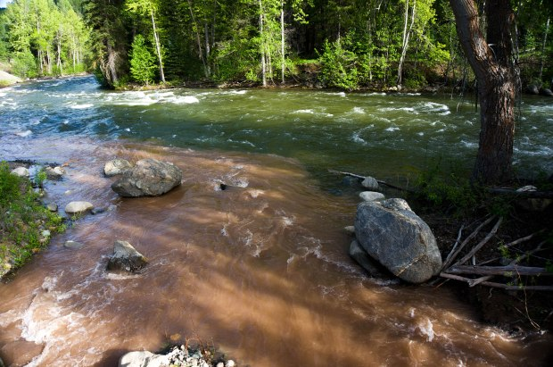 Stream-River Colors