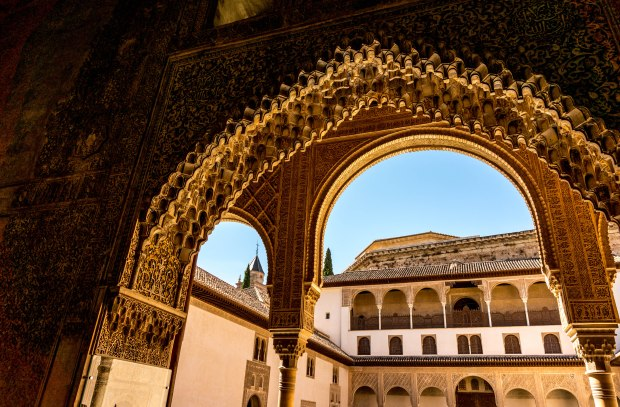 AlhambraArchDetail
