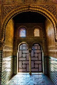 AlhambraSunlightArch