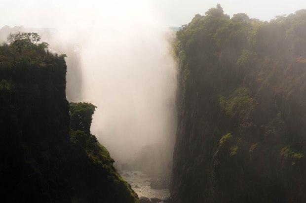 Mist of Vic Falls