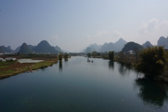 Fuji Bridge Yulong River