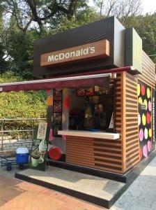 Tiniest McDonalds
