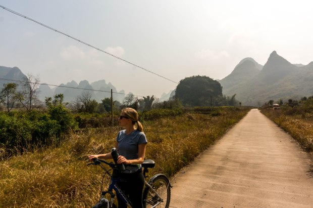 Yangshou Bike Ride