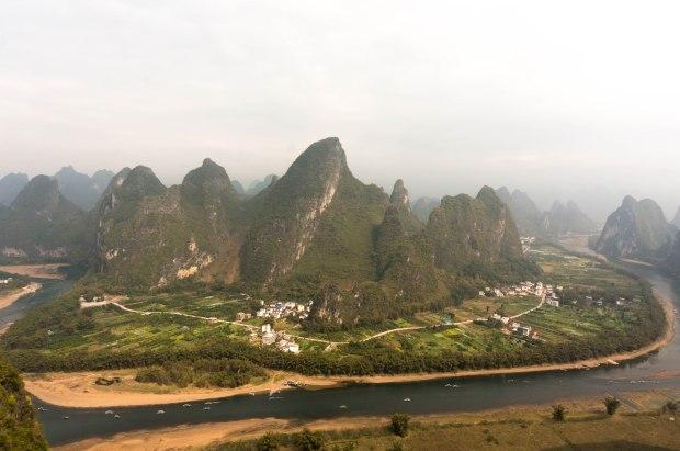 Yi River XingPing